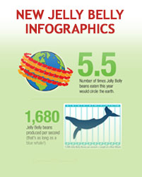 Jelly Belly Infographics