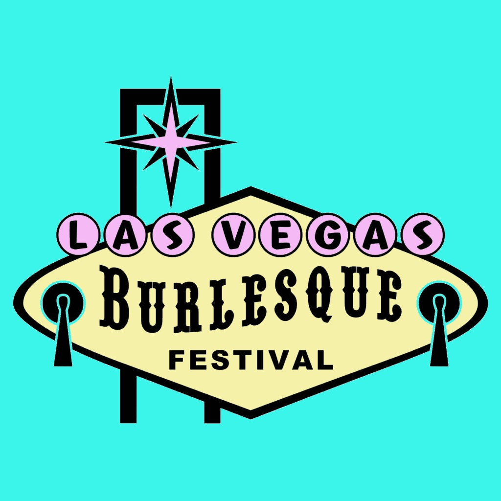 color Las Vegas Burlesque Fest logo
