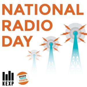 Seattle radio voluneer fair