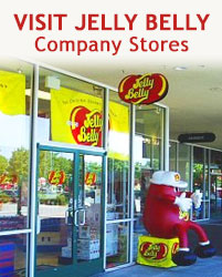 Jelly Belly retail stores