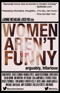 WomenArentFunnyPoster-194x300