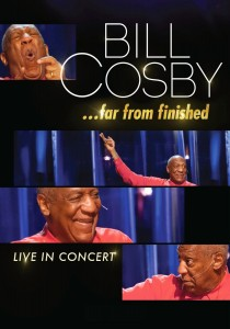 cosby far from finished