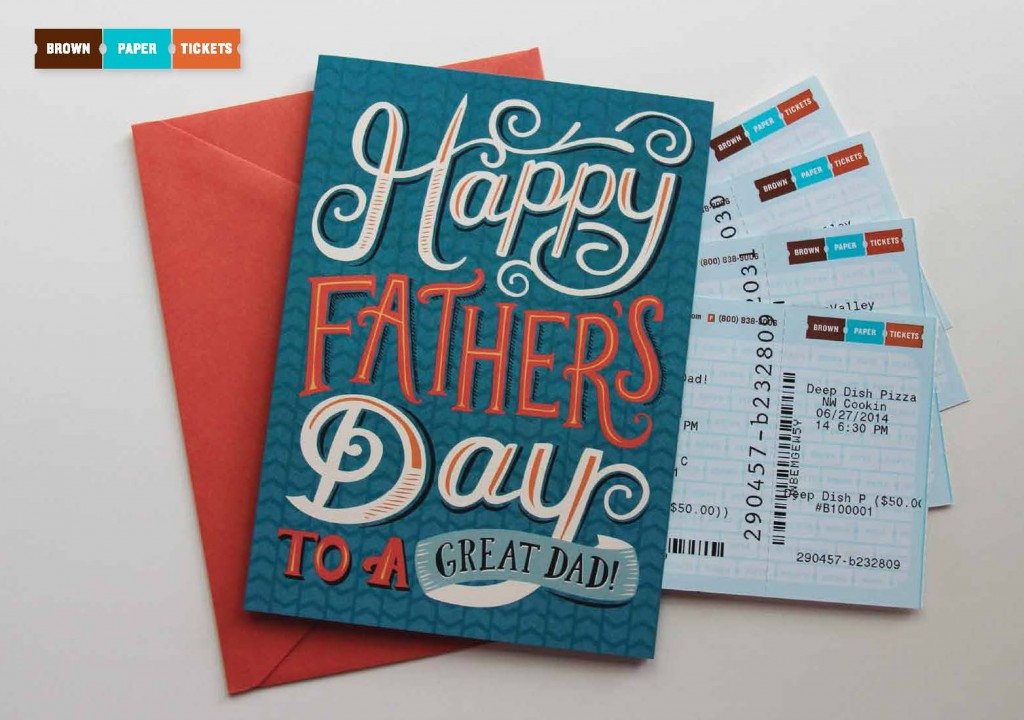 Father's Day Gift Idea: Give Dad an Experience | Brown ...