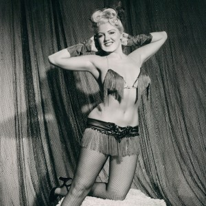 Jennie Lee Vintage Burlesque
