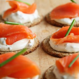 Appetizers, Hors d'oeuvres, Canapes for Events